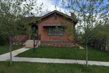 Relax In this Historic Brick Home - Cheyenne