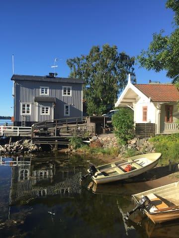 Hus uthyres i Stockholms skärgård! - Dalarö  - Talo