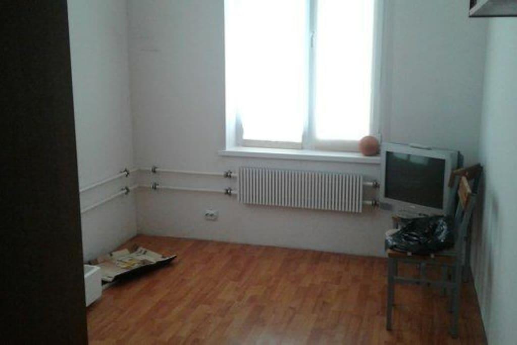 Первая комната (first room)