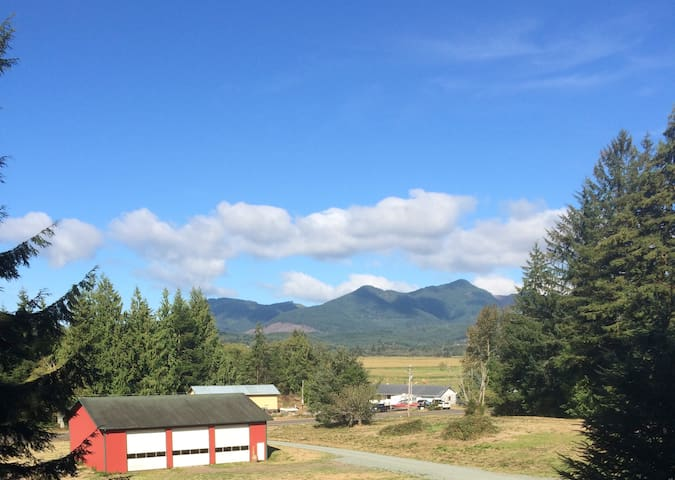 Unforgettable View, Country + Coast #1 - Nehalem