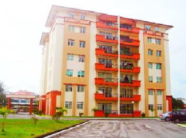 Apartment For Rent - Tabuan Laru Heights