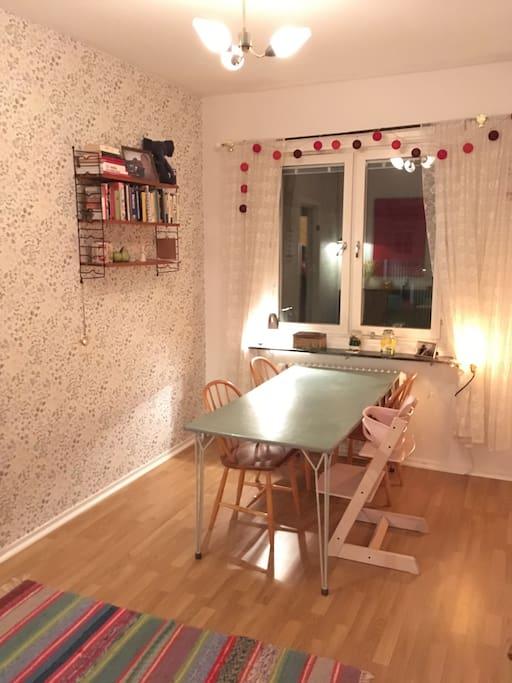 Diningroom / Matsal