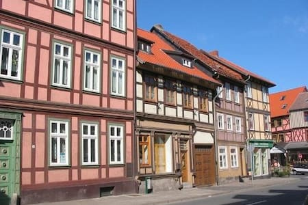 Fachwerkhaus mit Charme - Wernigerode - アパート