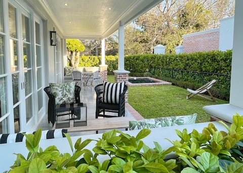 The Cottage on Rathfelder, Constantia-Private pool