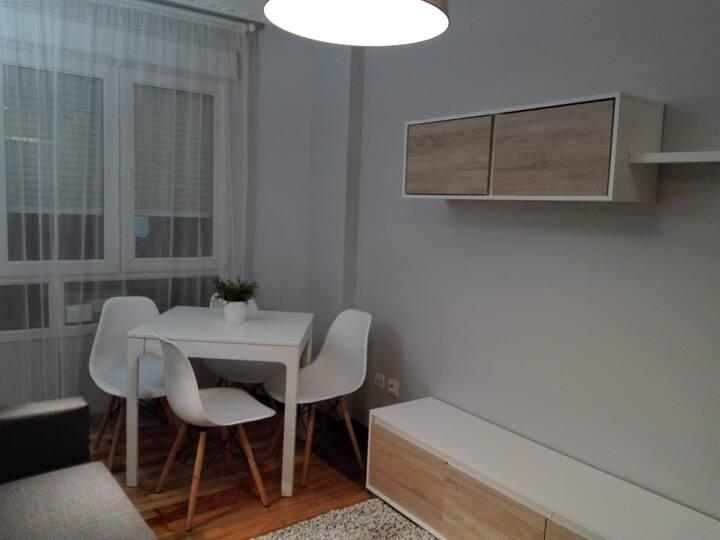 Alquiler de apartamento por día o mes entero