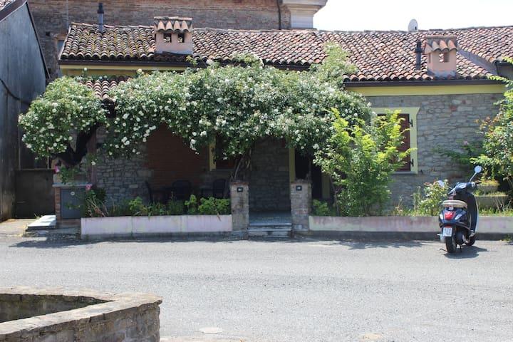 Vacanze a Montabone - Montabone - Byt