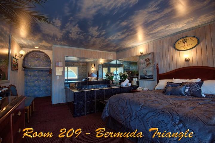 Oasis Of Eden - Bermuda Triangle