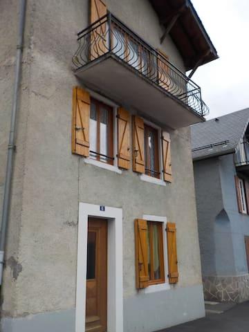 Maison de montagne à Saint-Mamet, Luchon