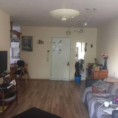 Bright Apartment, 75m2  in Kfar Saba city center