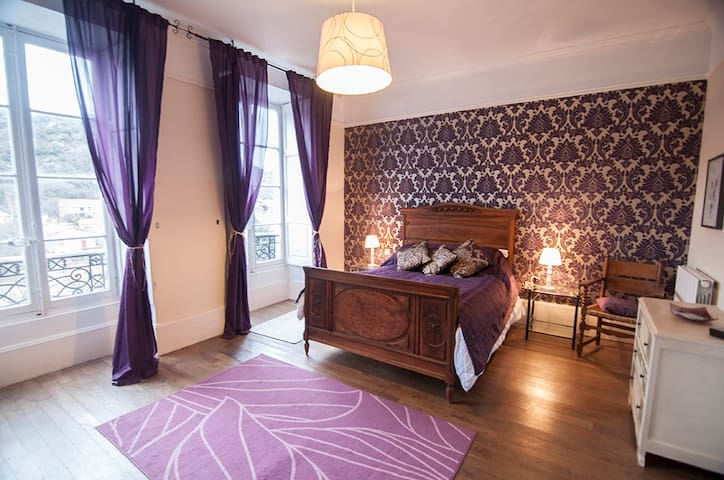 The Purple Apartment - Long Term Letting Available - Ria-Sirach - Daire