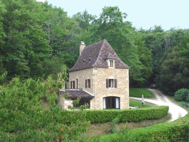 La Chênaie de Roquecombe - La Roque-Gageac - Casa