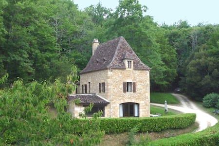 La Chênaie de Roquecombe - 拉罗屈埃加雅克 (La Roque-Gageac) - 独立屋