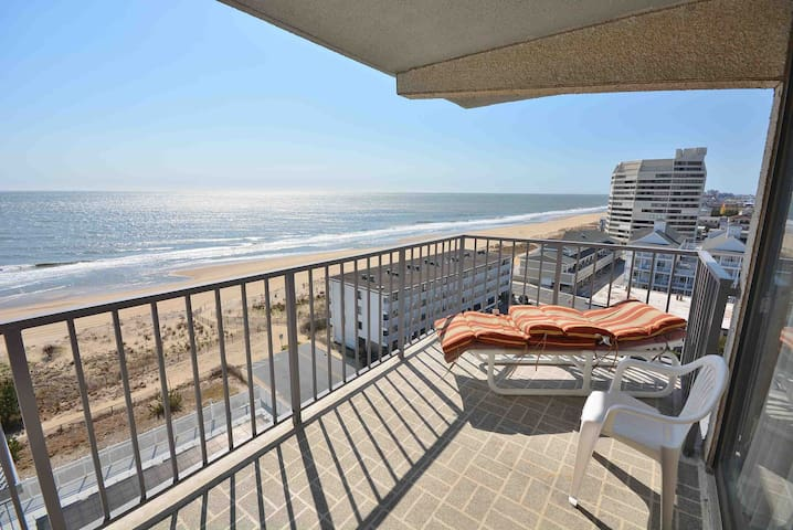 Condo with Stunning Ocean Views in a Building with a Game Room! - Maryland - Kondominium