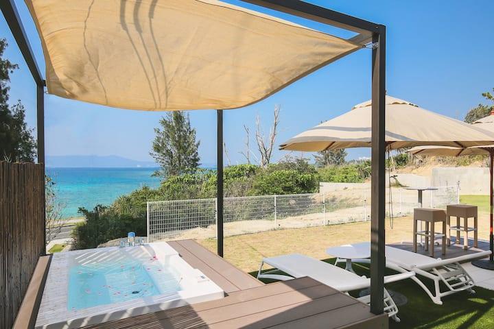 Luxury private villa 〜Hermit Hills Okinawa〜