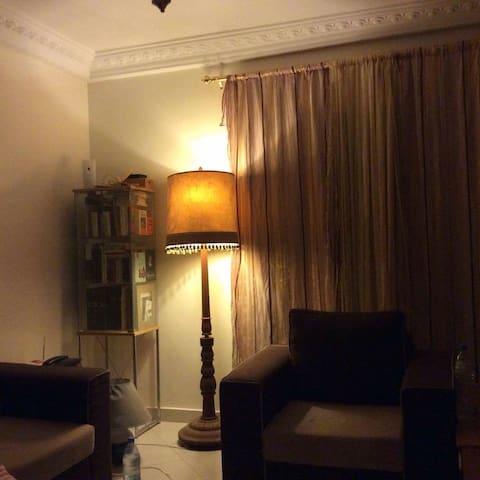 Belle chambre au pied du monument - Dakar - Daire