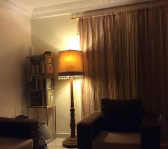 Belle chambre au pied du monument - Dakar - Apartamento