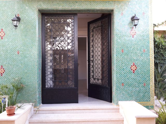 Room in beautiful villa (n°1) - Rabat - Villa
