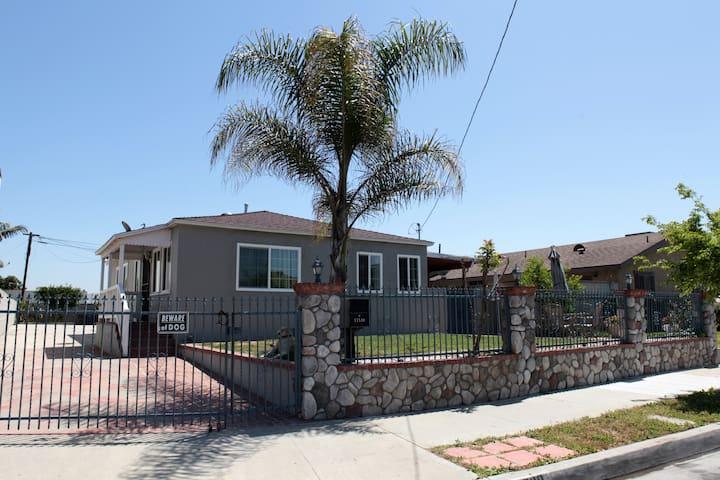 Travelers #1 Choice Los Angeles - Hawthorne - Dům pro hosty