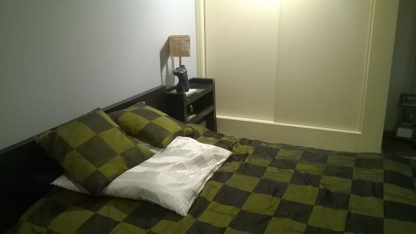 ONLY WEEEKENDS - Private bedroom,family house - Aveiro - Casa