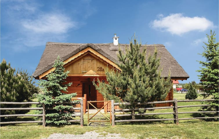 Holiday cottage with 2 bedrooms on 105m² in Mscice