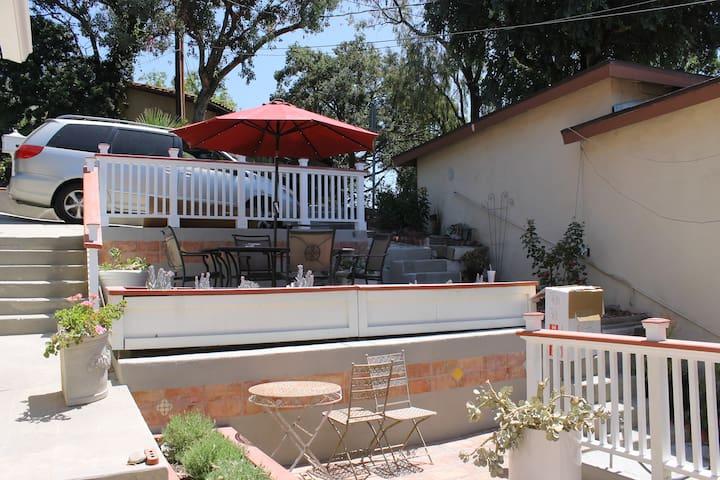 Guest room in South Pasadena
