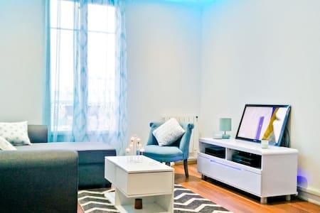 Paris Hoche - Apartment