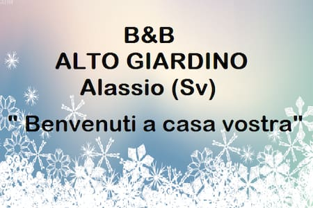 ALTO GIARDINO  ( Mediterranea) - Alassio