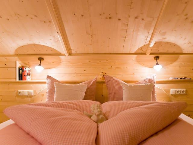 zwei Schlafzimmer