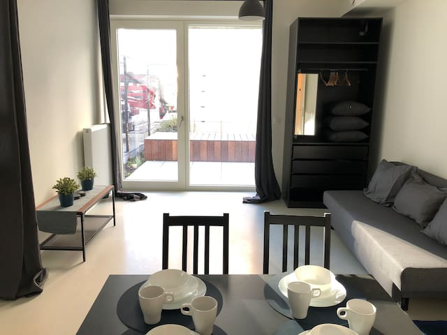Perfect Studio in the Center of Brussels !