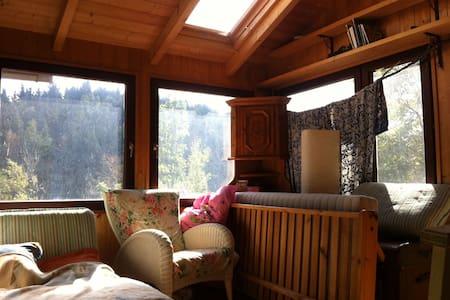 Einmaliges helles Zimmer fü Wanderer  im Dirndltal - Kirchberggegend - Rumah