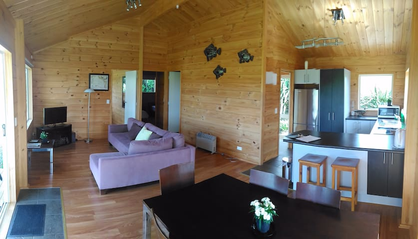 Enjoy our clean and comfortable cottage with everything you need