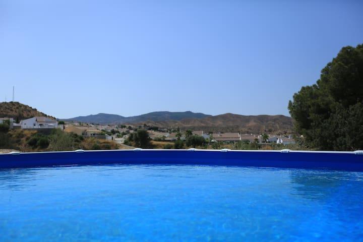 Los Peraltas B&B, Arboleas, Almeria (Large Twin)