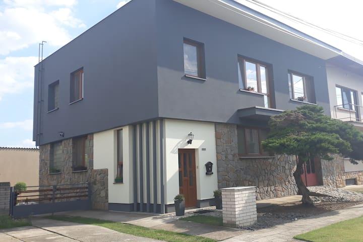 Krátkodobé ubytování Jižní Morava