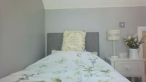 Single Room in family home in North London