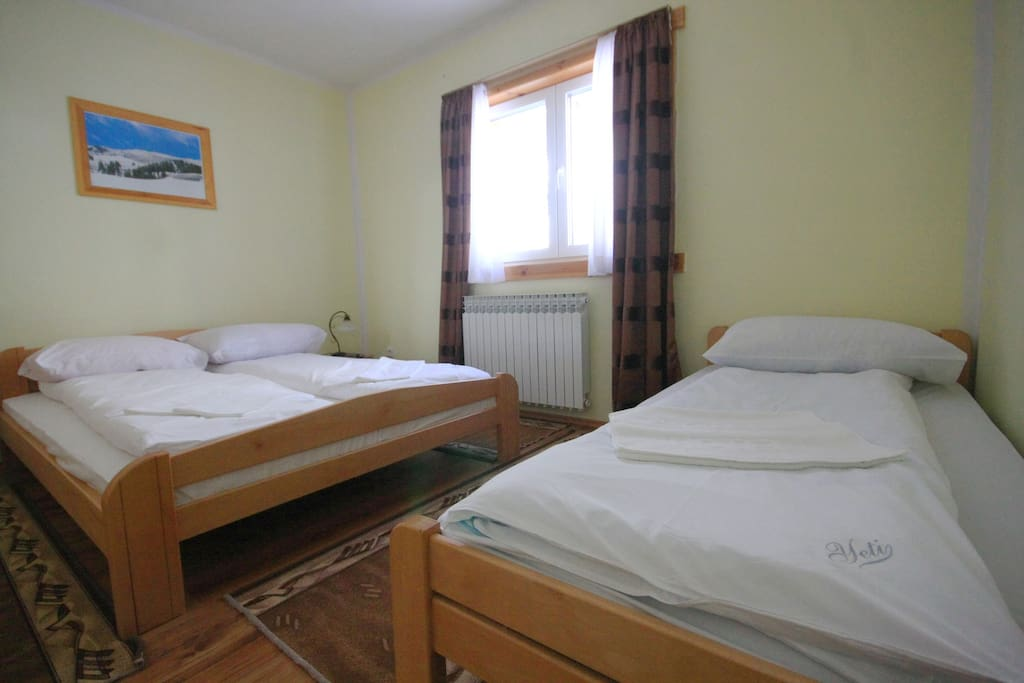 Room with 2 beds - 2nd  floor