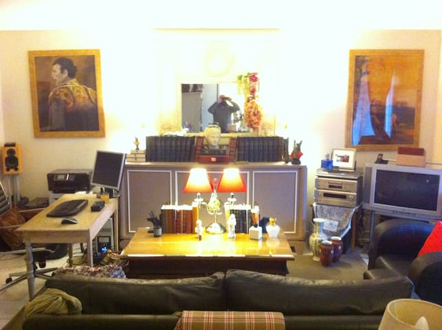 Appartement 45 m² très calme avec terrasse 10 m² - Castelnau-le-Lez - Apto. en complejo residencial