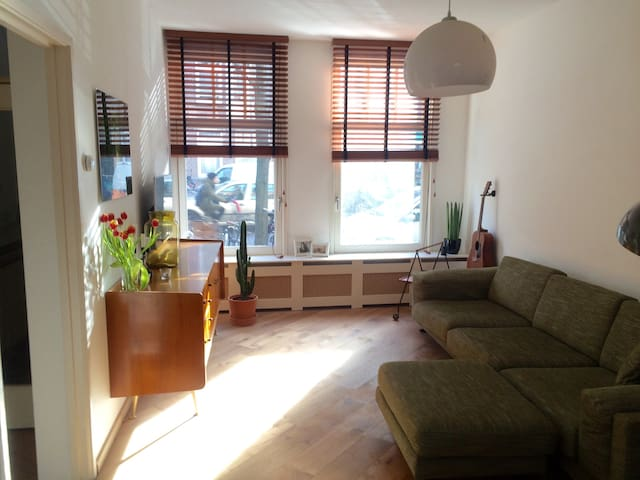 100m2 New-decorated appart. + garden in hip east!
