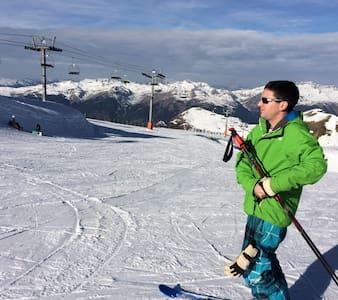 2/3 Bed Ski Studio in La Plagne - Mâcot-la-Plagne