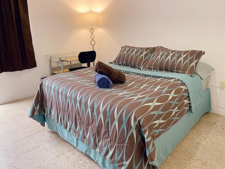 Habitación privada! Un espacio único para ti!💜