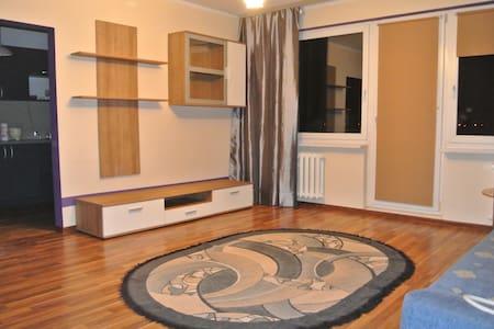 Apartament na Redzie z piękną panoramą - Szczecin