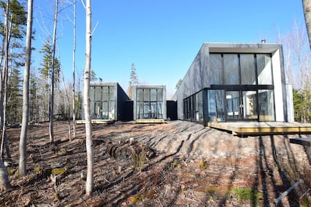 Private, Modern Waterfront in Cape Breton - Bucklaw