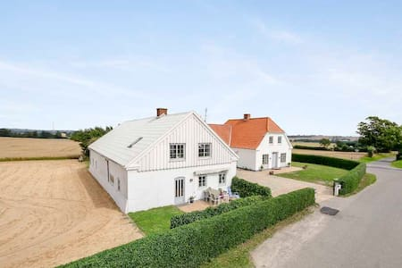 Big house in the countryside near UNESCO city
