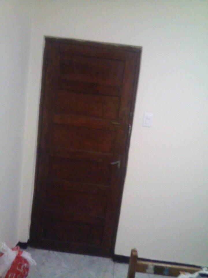 Apartamento céntrico en Montevideo