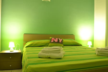 B&B GVS - GREEN ROOM - Trapani - Bed & Breakfast