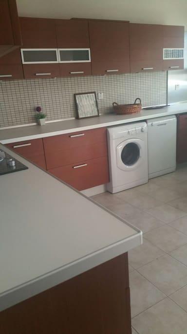 Bulaşık makinesi çamaşır makinesi