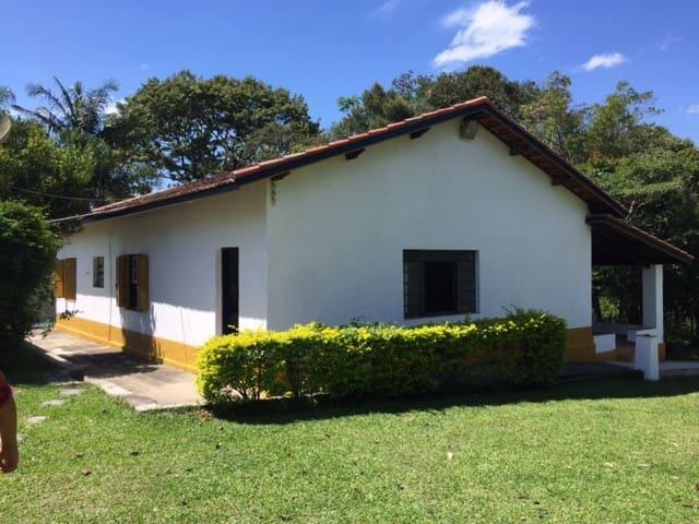 Sitio em Araçariguama / São Roque - Araçariguama - Cabin
