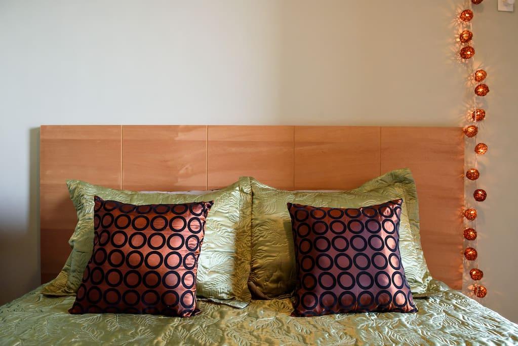Quarto de hóspedes / Guest room