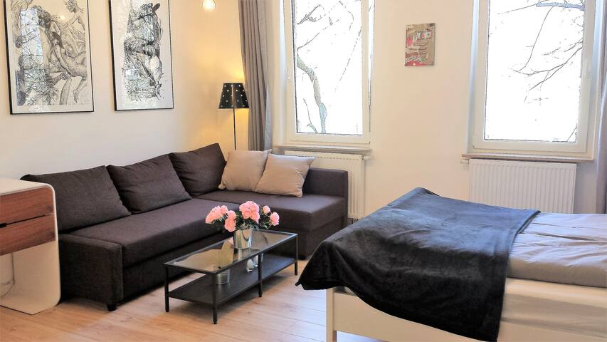 Central. Modern. & Cozy. - Nürnberg - Appartamento