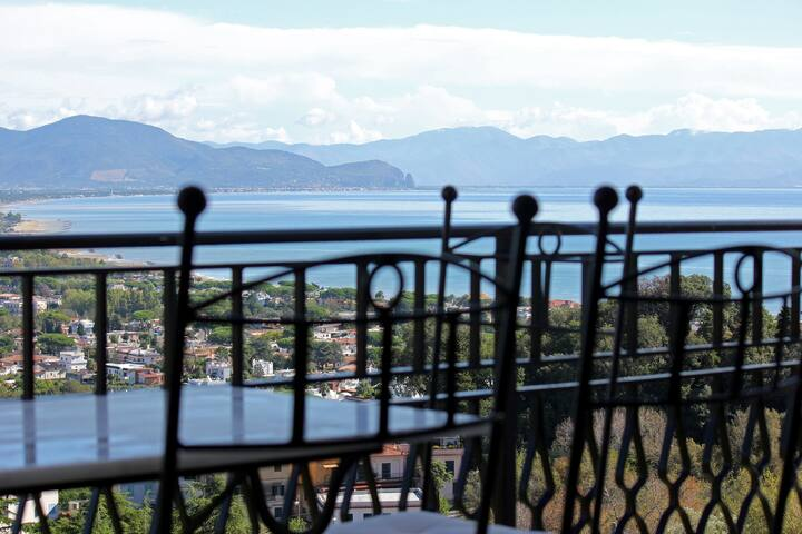 Esclusivo appartamento panoramico - San Felice Circeo - Byt