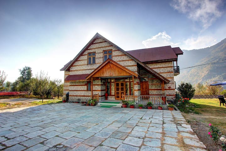 British Private room in Maya cottages - Himachal Pradesh - Bed & Breakfast